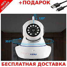 Беспроводная поворотная IP Camera z05 Open Network Video Interface Forum с ночной подсветкой