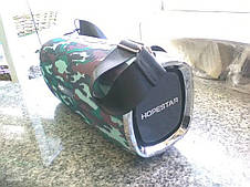 Портативная переносная колонка Hopestar A6 Bluetooth Блютуз акустика, фото 3