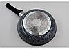 Сковорода Benson BN 510 с антипригарным гранитным покрытием / 22 см, фото 6