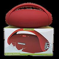 Портативная Bluetooth колонка Hopestar H31 Красная