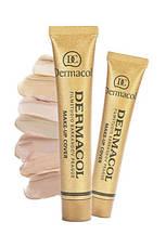 Тональный крем Dermacol Original size Cardboard case декоративная косметика, фото 2