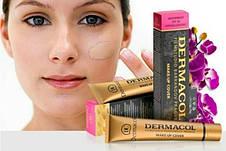 Тональный крем Dermacol Original size Cardboard case декоративная косметика, фото 3