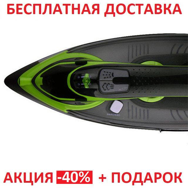 Паровой утюг DSP KD1004-GD керамическая подошва 2000W Original size