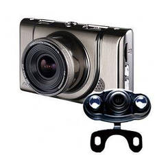 Автомобильный видеорегистратор Anytek A100H-FH24 на 2 камеры HDMI Automobile Original size, фото 2