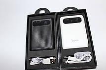 Power Bank HOCO 10000Ah Mige B20 блистер Портативная батарея Внешний Аккумулятор зарядний пристрій, фото 3