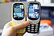 Кнопочный мобильный телефон Nokia 3310 Original size 2 sim карты, 1200 Mah, фото 5
