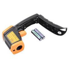 Пирометр цифровой лазерный Smart Sensor AR360A+ Glossy case, фото 3