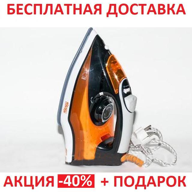 Утюг паровой DSP KD1036-DD керамическая подошва 2000W Original