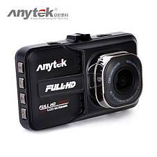 Автомобильный видеорегистратор Anytek A-98-1FHDX FULL HD Original size, фото 3