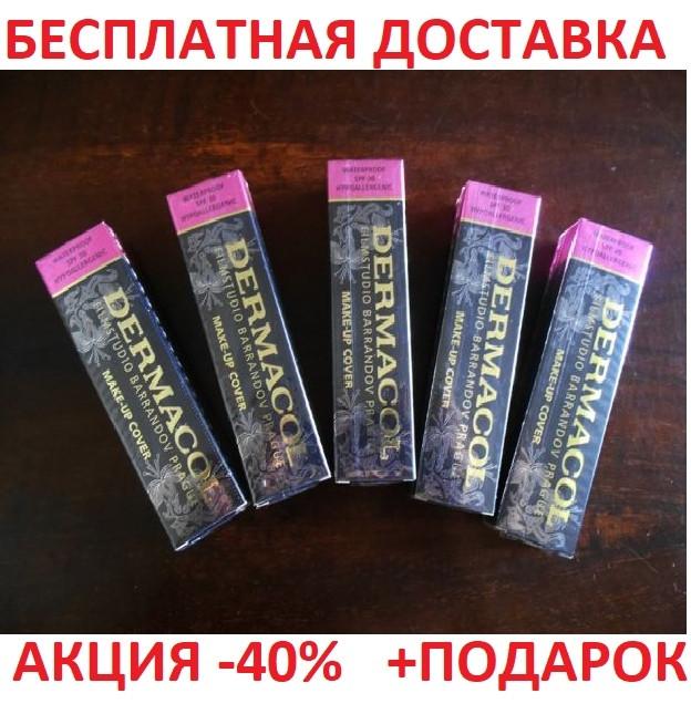 Тональный крем Dermacol Original size Conventional case декоративная косметика
