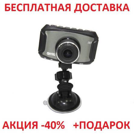 Автомобильный видеорегистратор HD 388-1RD Full HD 1080P одна камера! Original size car digital video, фото 2