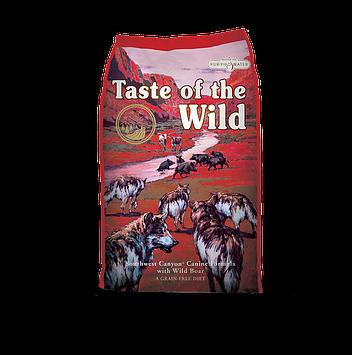Корм для собак Taste of the Wild Southwest Canyon Сanine 13 кг