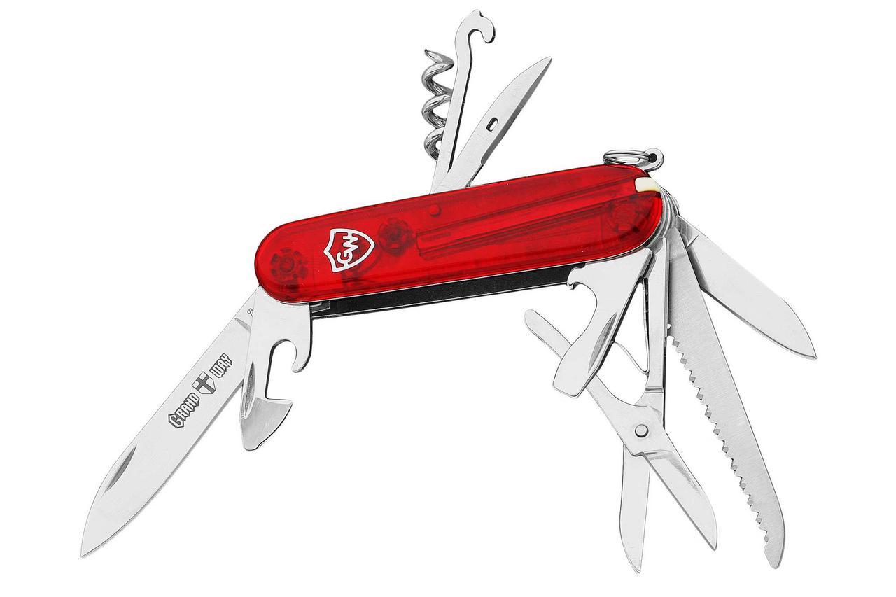 Нож многофункциональный 0309 (14 в 1)