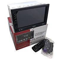 Автомагнитола 2DIN 7020 CRBG GPS + пульт на руль