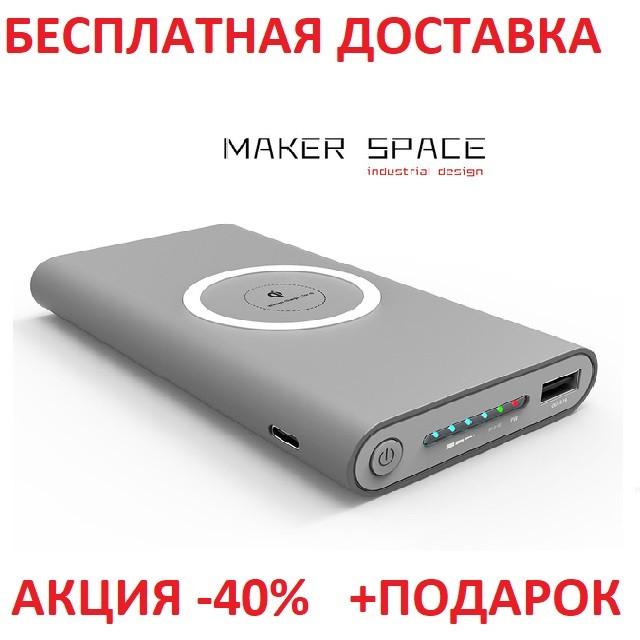 Беспроводное зарядное устройство Q10-12 10000mAh портативное зарядное устройство батарея