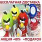 MP3 плеер Angry Birds + монопод для селфи, фото 2