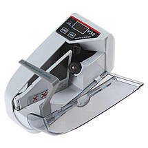 Счетная машинка Bill Connting V30 счетчик банкнот ручной аппарат для счета денег, фото 2