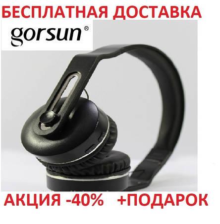 Наушники Bluetooth GORSUN GS-E83 BLUE беспроводная гарнитура для телефона Блютуз Вкладыши, фото 2