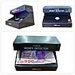 UV money detector ультрафиолетовый детектор подлинности валют AD-118AB, фото 5