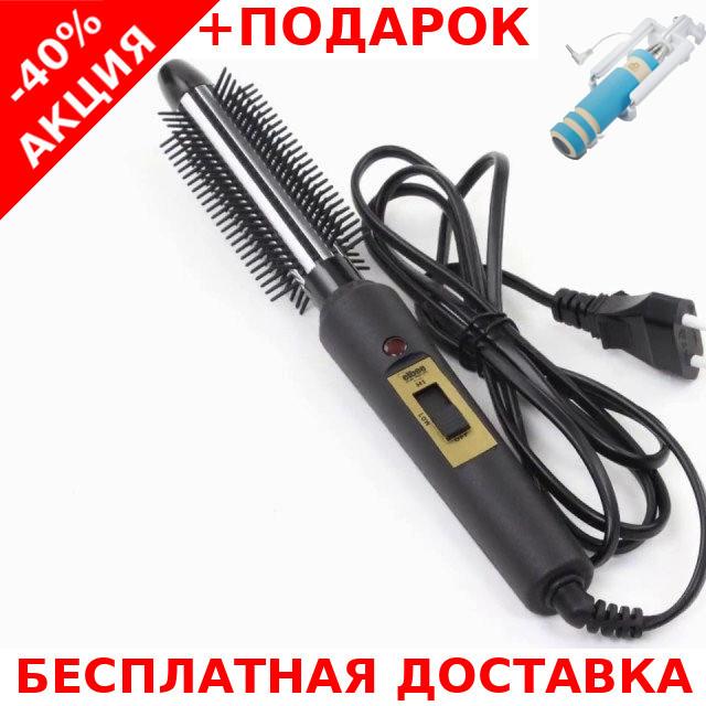 Плоечка-щетка Elbee 14209 Elma плойка - стайлер для завивки волос с защитой от ожогов