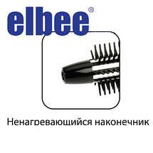 Плоечка-щетка Elbee 14209 Elma плойка - стайлер для завивки волос с защитой от ожогов, фото 3