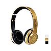Наушники Beats Solo S460-YELLOW Bluetooth MP3 FM радио + нож-визитка, фото 7
