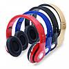 Наушники Bluetooth STN-16-GLOSS MP3+FM, micro sd карта беспроводная гарнитура Блютуc Вкладыш, фото 6