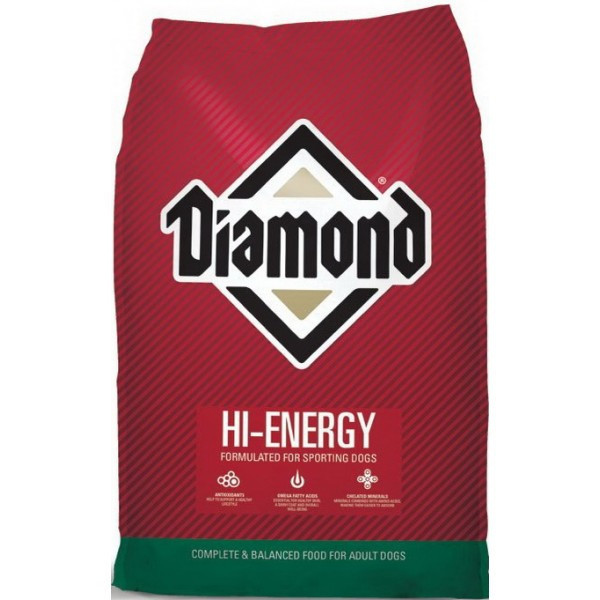 Корм для собак Diamond Hi-Energy Sporting 22,7 кг