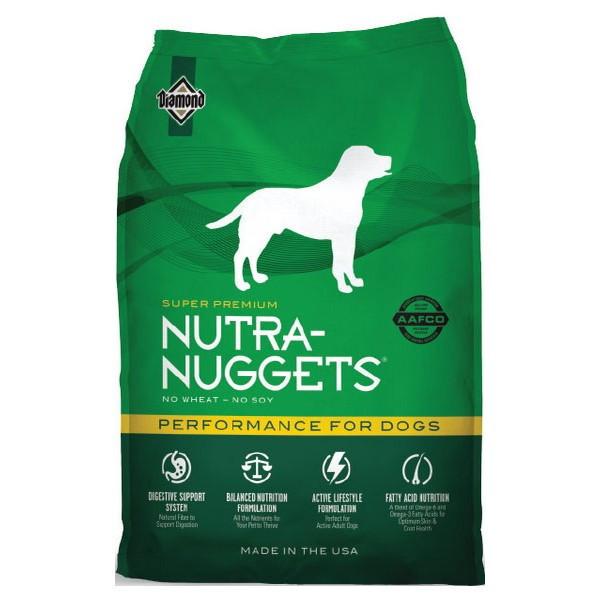 Корм для собак Nutra Nuggets Performance 3кг