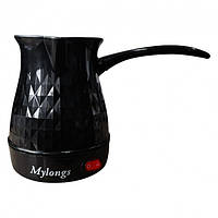 Электрическая турка (кофеварка) Mylongs KF-011 Черная