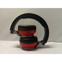 Наушники беспроводные JBLBT-6 CYAN (блютус+плеер) S400 беспроводная гарнитура для телефона, фото 2