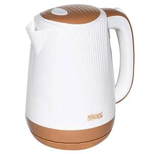 Чайник электрический пластиковый DSP KK-1002 1850W 1.7L, фото 2