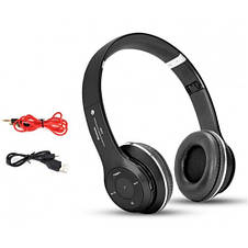Beats Solo S460-BLACK Bluetooth MP3 FM радио беспроводная гарнитура для телефона Блютуз Вкладыши, фото 3