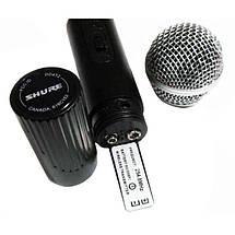 Радиомикрофон Shure SH200A Shure SH 200А радиосистема с ручным радиомикрофоном Blister case, фото 2
