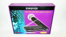 Радиомикрофон Shure SH200A Shure SH 200А радиосистема с ручным радиомикрофоном Blister case, фото 3