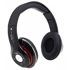 Наушники Bluetooth STN-16-GLOSS MP3+FM, micro sd карта беспроводная гарнитура Блютуc Вкладыш, фото 3