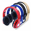 Наушники Bluetooth STN-16-GLOSS MP3+FM, micro sd карта беспроводная гарнитура Блютуc Вкладыш, фото 2