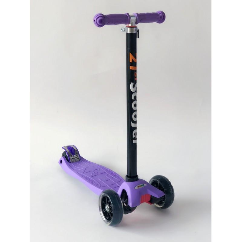 Самокат Scooter 036-1 Фиолетовый