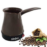 Турка Sinbo SCM-2928 Коричневая