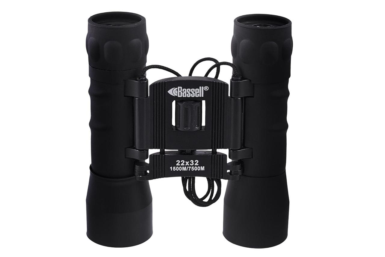 Бинокль 22х32 - BASSELL (black)