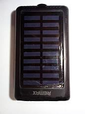 Power bank Remax 48000 mah с компасом, 20 LED фонарем и УФ - фонариком, фото 2