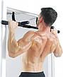 Турник Iron Gym брусья съемный тренажер в дверной проём, фото 4