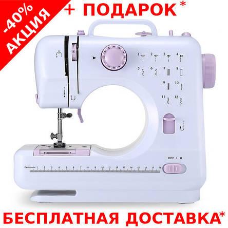 Многофункциональная портативная швейная машинаSewing Machine FHSM-505, фото 2