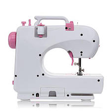 Швейная машинка Household Sewing Machine FHSM-506 домашняя 12в1 Белый, фото 3