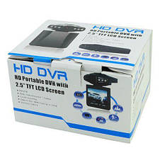 Видеорегистратор HD Portable DVR with 2.5 TFT LCD Screen, фото 3