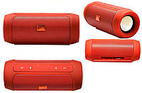 Беспроводная портативная колонка Charge 2+ red