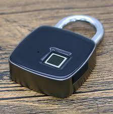 Умный автономный замок Anytek P3 с биометрическим распознаванием доступа управления, фото 2