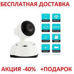 Беспроводная поворотная IP-камера DL-V3 с ИК подсветкой