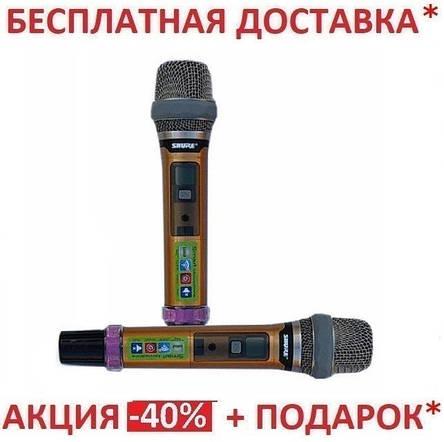 Радиосистема 2 микрофона Shure DM UGX10, фото 2