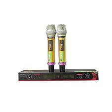 Радиосистема 2 микрофона Shure DM UGX10, фото 3